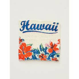 【kahiko】Hawaiian ジュートコースター ブルー