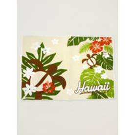 【kahiko】Hawaiian ジュートプレイスマット グリーン系その他
