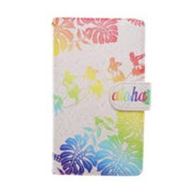 【Kahiko】多機種対応 手帳型スマートフォンケースLサイズ HAWAIIAN その他4