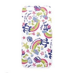◆【kahiko】iPhone6/6sケース HONU MIX レインボー