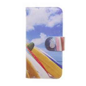【kahiko】手帳型iPhone7用スマホケース Hawaiian その他11