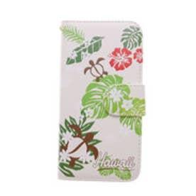 【kahiko】手帳型iPhone7用スマホケース Hawaiian その他15