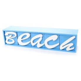 【Kahiko】Beach 5BOX ブルー