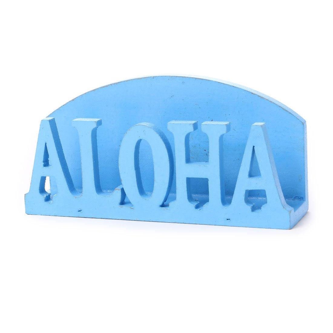 【SALE 50%OFF】【Kahiko】アロハカードスタンド ブルー