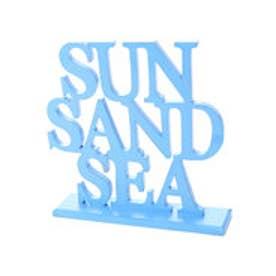 【Kahiko】SUN SAND SEA スタンドオーナメント ブルー