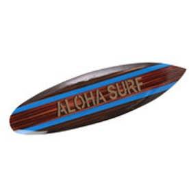【Kahiko】クラシックサーフボードオーナメント50cm ブルー