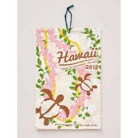 【Kahiko】2018年カレンダー HAWAII グリーン系その他