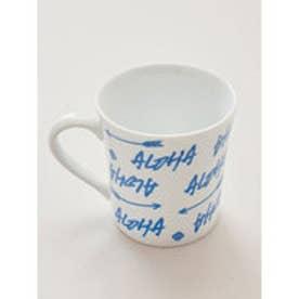 【Kahiko】→ ALOHA → アローマグカップ ブルー