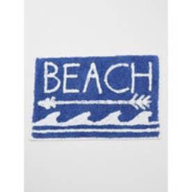 【Kahiko】BEACHアローパイルマット ネイビー