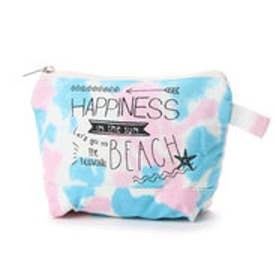 【kahiko】HAPPINESS POUCH / ハピネスポーチ ブルー