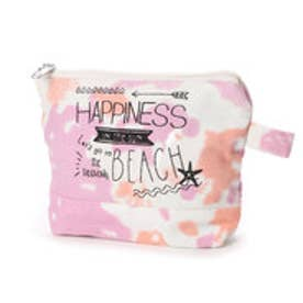 【kahiko】HAPPINESS POUCH / ハピネスポーチ ピンク