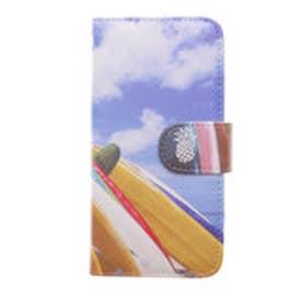 【kahiko】手帳型iPhone6/6s用スマホケース Hawaiian その他3