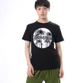 【Kahiko】ALOHA HAWAII パームツリーメンズTシャツM ブラック