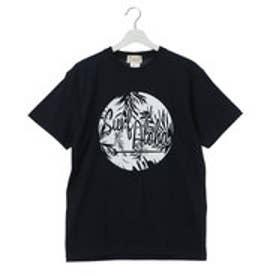 【Kahiko】Surf Aloha ロゴメンズTシャツL ネイビー
