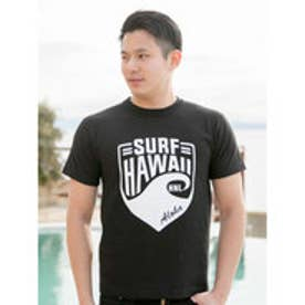 【Kahiko】SURF HAWAII メンズTシャツM ブラック