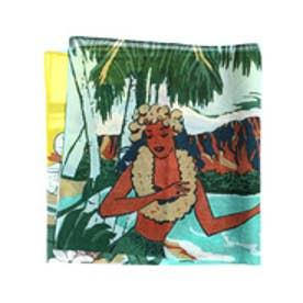 【kahiko】Waikiki バンダナ イエロー