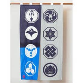 【カヤ】藍色小紋暖簾 その他1