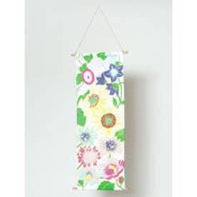 【カヤ】季節を飾るタペストリー 夏の花 カラフル
