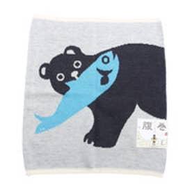 【カヤ】木彫り熊腹巻き Lサイズ アニマル