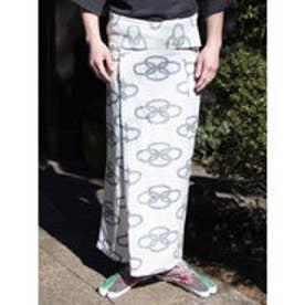 【カヤ】福紋メンズ巻きパンツ ホワイト