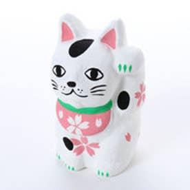 【カヤ】招き猫 桜 桜