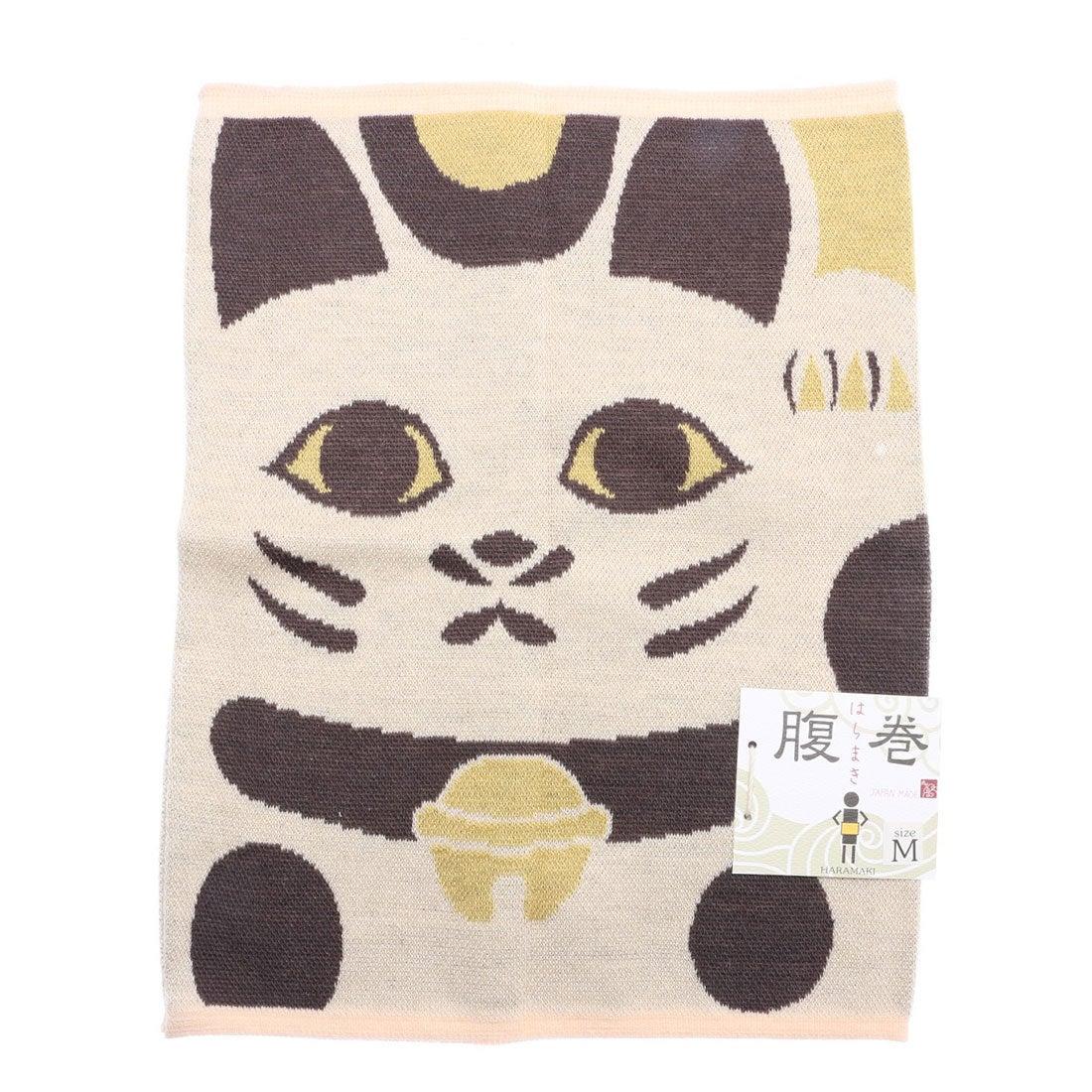 【カヤ】まねき猫腹巻き Mサイズ アニマル