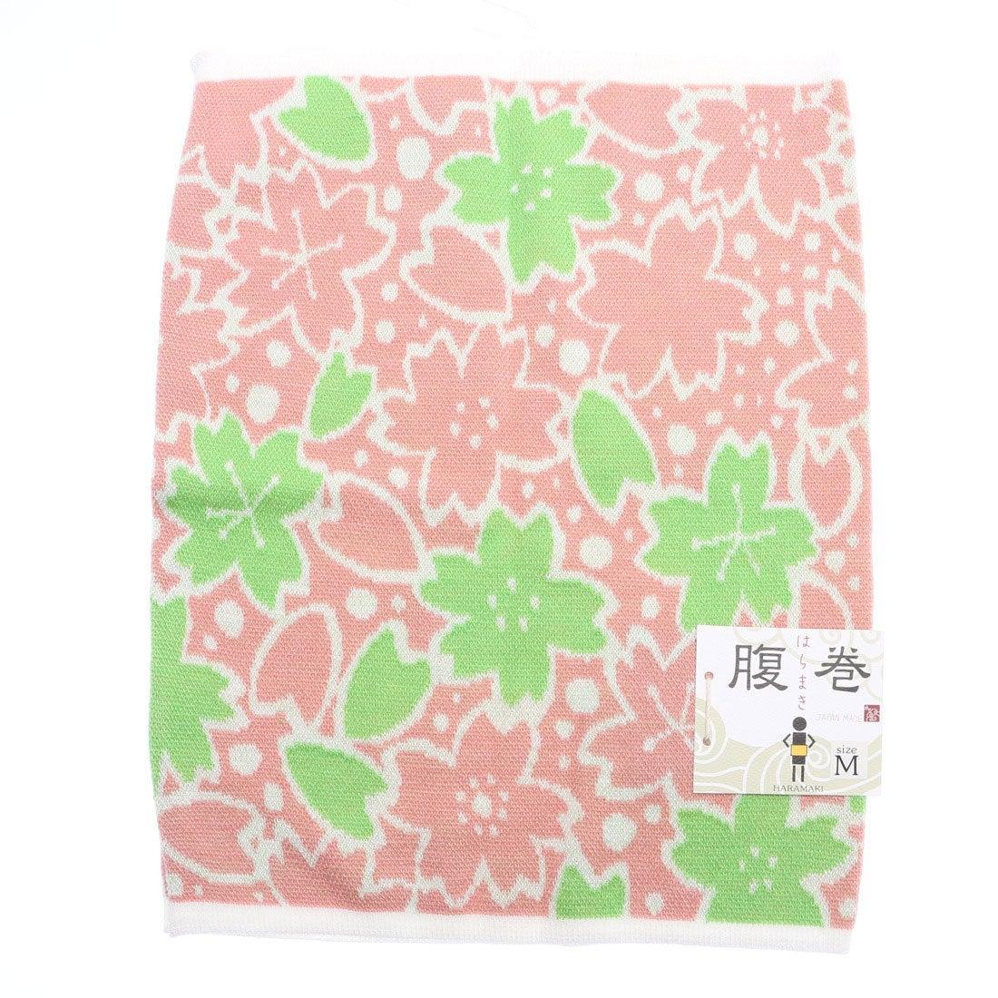 【カヤ】桜腹巻き Mサイズ 桜