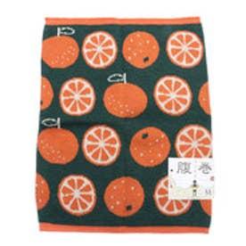 【カヤ】みかん腹巻き Mサイズ オレンジ