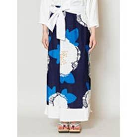 【カヤ】ならいスカート ホワイト