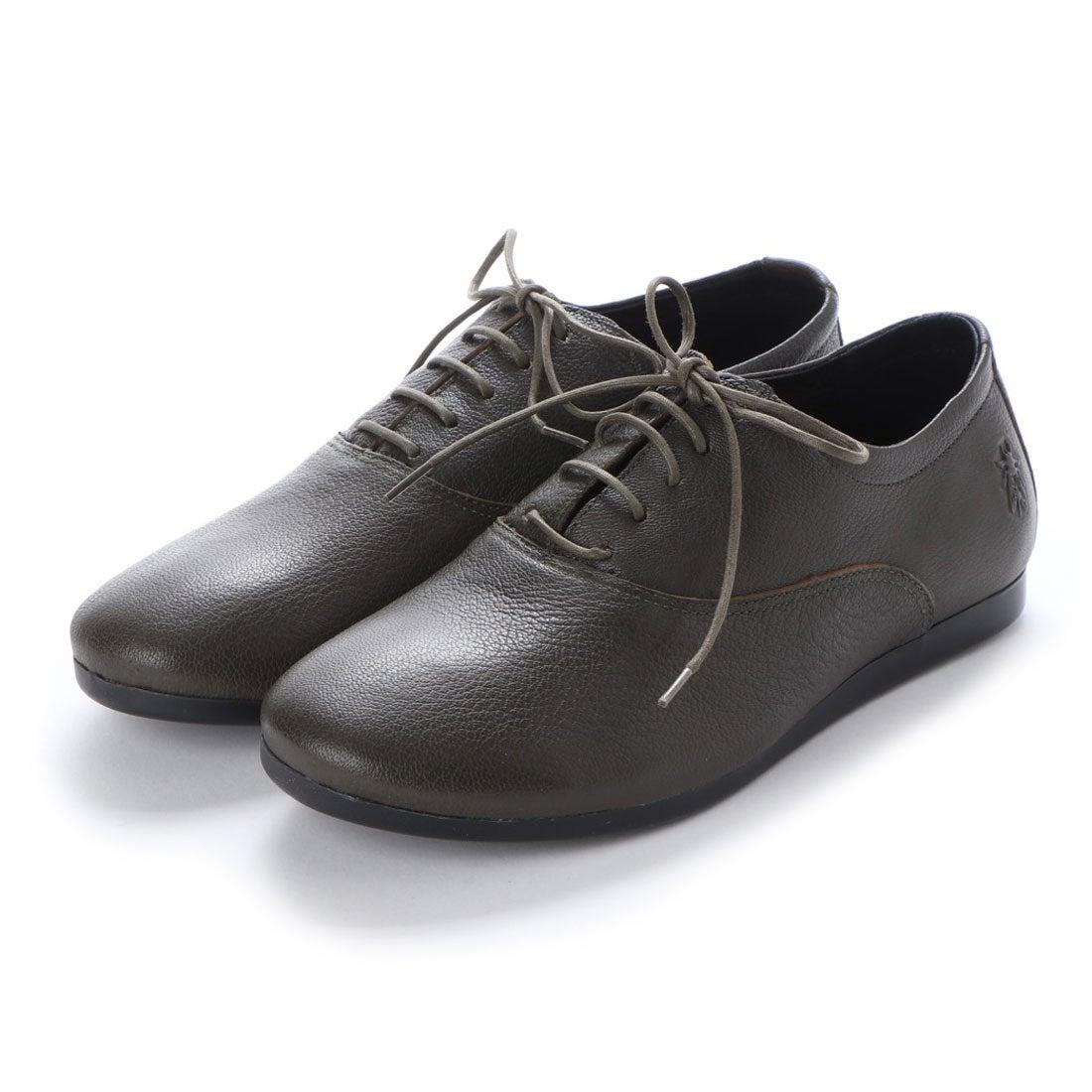 ヨーロッパコンフォートシューズ EU Comfort Shoes FLYLONDON スニーカー(144.134) (ダークグレー)