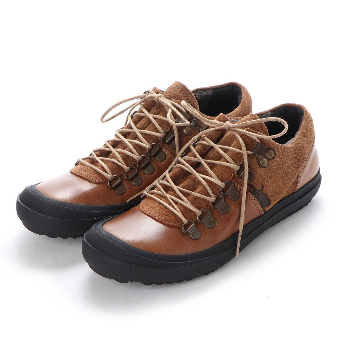 ヨーロッパコンフォートシューズ EU Comfort Shoes FLYLONDON スニーカー(601.221) (ライトブラウン)