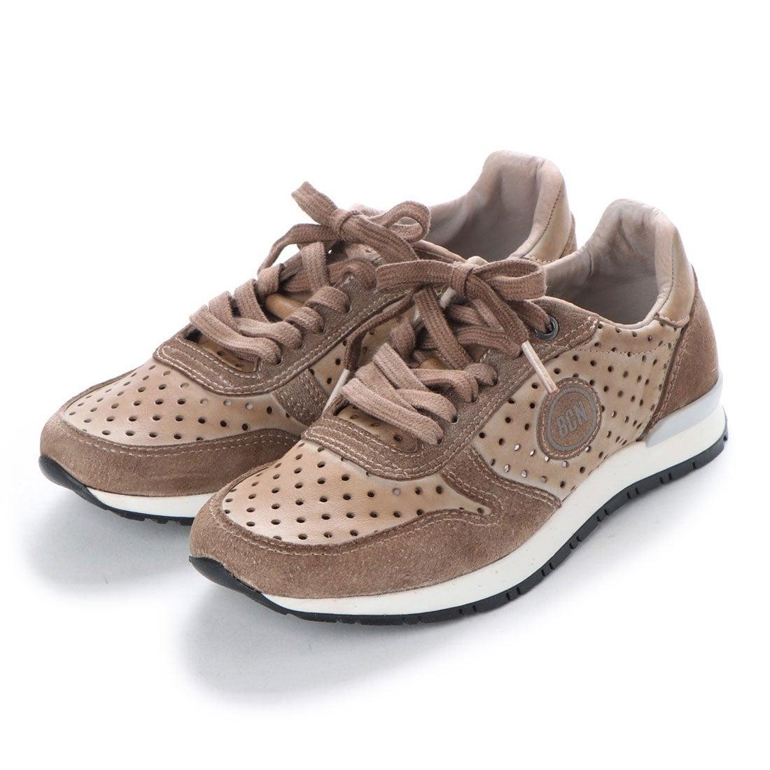 ヨーロッパコンフォートシューズ EU Comfort Shoes BCN スニーカー(C-950 SRA) (ブラウン)