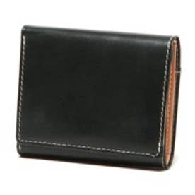 ブリティッシュグリーン BRITISH GREEN レザー胸ポケット財布(グリーン)