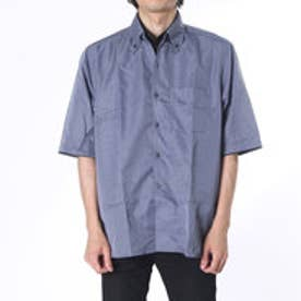 フランコ コレツィオーニ FRANCO COLLEZIONI 二重衿5分袖ドレスシャツ2枚組 (マルチカラー)