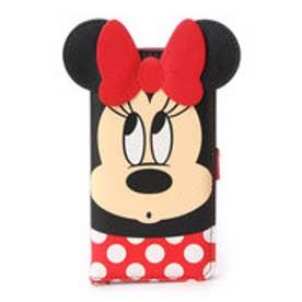 スターズ マーケット Stars Market ≪iPhoneSE/5S/5≫ディズニーキャラクターダイカットカバー ミニー/i5SE-DN01 (ミニー)