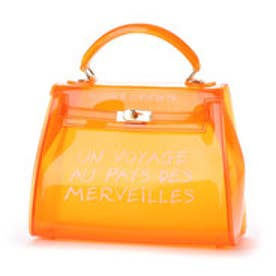 キュリビスキュイ CURI BISCUI キャンディバッグ(M) (Orange)
