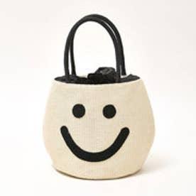 インターステイプル interstaple 人気ブランドa-jolieコラボ!【販売店舗限定】スマイルバッグ (BG)
