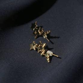 インターステイプル interstaple ★orelia/スターピアス (GOLD)