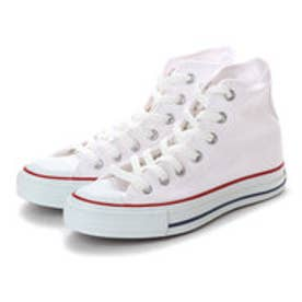コンバース CONVERSE CANVAS ALL STAR HI (WHITE)