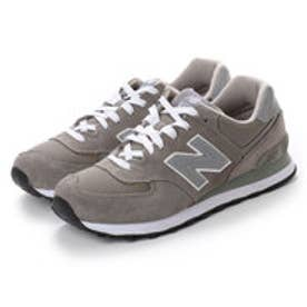 イーブス サプライ YEVS supply NEW BALANCE MRT574GS (M.グレー)