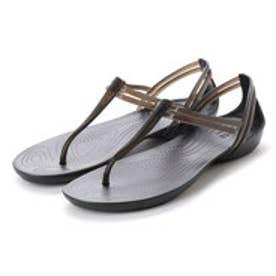 イーブス サプライ YEVS supply crocs isabella t-straps w (ブラック)
