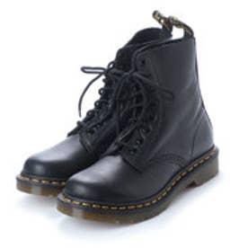 イーブス サプライ YEVS supply Dr.Martens 8 EYE BOOTS (ブラック)