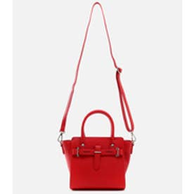 【AZUL BY MOUSSY】スクエアミニポシェット RED