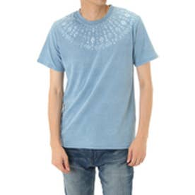 【AZUL BY MOUSSY】TRIBAL INDIGO TEE BLU