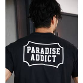 《WEB限定価格》【AZUL BY MOUSSY】Paradise Addict TEE BLK