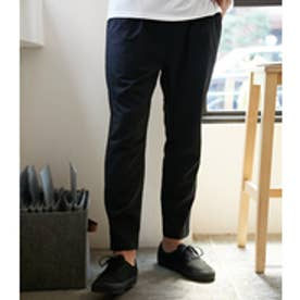 【AZUL BY MOUSSY】杢調ストレッチイージーパンツ BLK