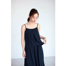 【AZUL BY MOUSSY】ジョーゼットキャミソール NVY