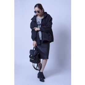 【AZUL by moussy】マウンテンパーカー BLK