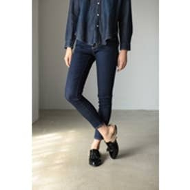 【AZUL by moussy】A Perfect Denim 3rd(吸湿発熱) D/NVY