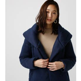 【AZUL BY MOUSSY】中綿ショートブルゾン【MOOK44掲載 99028】 NVY